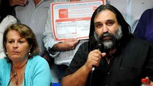 """Los gremios calificaron la propuesta del Gobierno como """"vergonzosa"""" y rechazaron la conciliación obligatoria"""