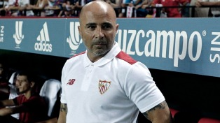 """Tapia: """"Vamos a negociar la salida de Sampaoli porque es el elegido para la Selección"""""""