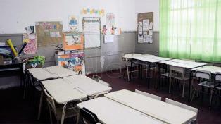 Suteba y Udocba continúan con el paro docente en la provincia de Buenos Aires