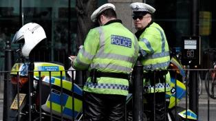 Un hombre fue apuñalado frente al Ministerio del Interior británico