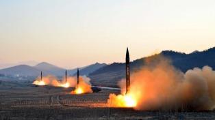 China y EEUU se mostraron juntos contra Corea del Norte