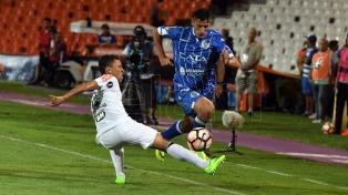 Godoy Cruz no supo sostener la ventaja e igualó con Atletico Mineiro