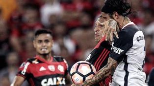 San Lorenzo se desmoronó en el segundo tiempo y Flamengo lo goleó