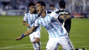 Atlético Tucumán empató con Palmeiras
