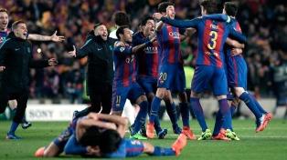 El 6 a 1 del Barcelona contra el PSG generó una lluvia memes en las redes sociales