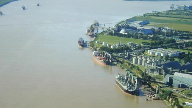 Resultado de imagen para puerto de san lorenzo