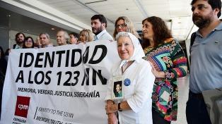 Con un mensaje de diálogo, partió la comitiva argentina hacia las Malvinas