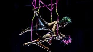 El Cirque Du Soleil logra abrir una nueva dimensión para los fans de Soda Stereo