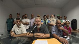 Se reglamentó la Emergencia Social pero las organizaciones anunciaron un plan de lucha