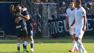 Gimnasia derrotó a Quilmes en La Plata