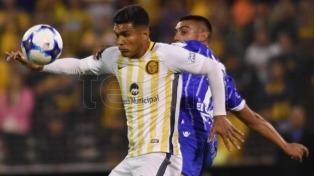 Godoy Cruz superó a Central en Rosario