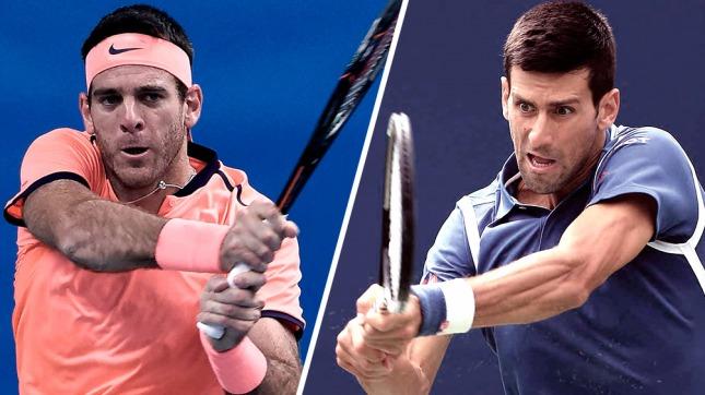 Sus extraños selfies que sorprendieron en Indian Wells — Roger Federer