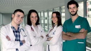 Se aprobó una nueva carrera de profesionales de salud