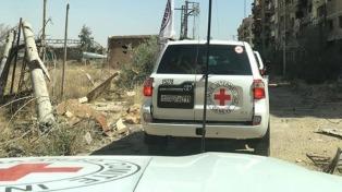 Convoyes de ayuda humanitaria acceden a varias zonas de Siria