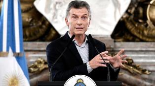 Macri anunció un acuerdo para llegar a producir un millón de autos para el 2023