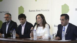 Vidal otorgó un aumento a cuenta de paritarias a los docentes y los convocó a una nueva reunión