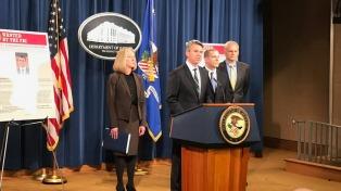 """Estados Unidos acusó a dos espías rusos y dos """"hackers"""" de robar datos de Yahoo"""