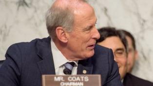 Confirman a Dan Coats como director de Inteligencia Nacional