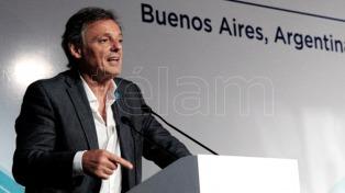 Cabrera anunció descuentos para Pymes que inviertan ganancias