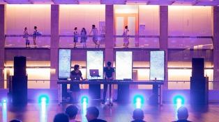 Comienzan los espectáculos de arte digital en el CCK