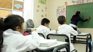 """La titular de Educación porteña dijo que """"no hay conflicto con los docentes"""""""
