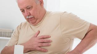 La angina de pecho duplica el riesgo de sufrir infartos, aseguran especialistas