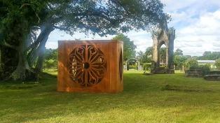 ArteBA y el Ministerio de Cultura inaugurarán una instalación de Donjo León
