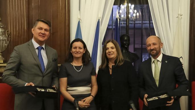 Negocios entre Mercosur y Unión Europea tienen avances significativos