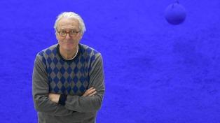 La primera retrospectiva en la Argentina del artista francés Yves Klein