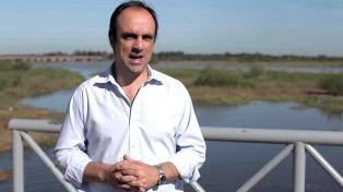 """""""El país necesita un peronismo republicano, democrático y funcionando"""", dijo Corral"""