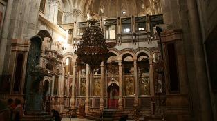 El Santo Sepulcro reabrirá el miércoles tras la marcha atrás con nuevos impuestos