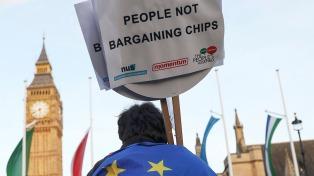 Aseguran que la economía británica está estancada debido a la incertidumbre del Brexit