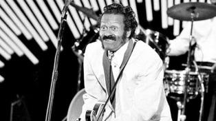 Leyendas de la música recuerdan a Chuck Berry