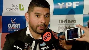 Ortigoza continuará su carrera en Olimpia de Paraguay