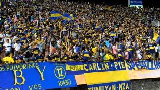 Confirman que Boca jugará el domingo en San Juan con 15.000 hinchas visitantes