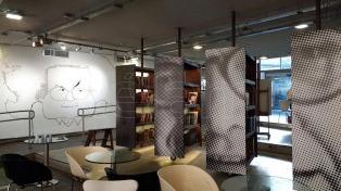 Con lecturas y homenajes, se inaugura el Bar Piglia en la Biblioteca del Congreso