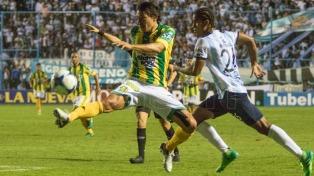 Atlético Tucumán y Aldosivi no pudieron romper el cero