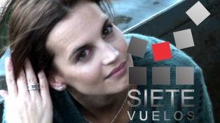 """La TV Pública estrena la miniserie """"Siete vuelos"""""""