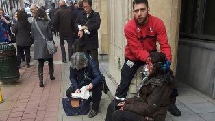 Bruselas conmemoró el primer aniversario de sus peores atentados