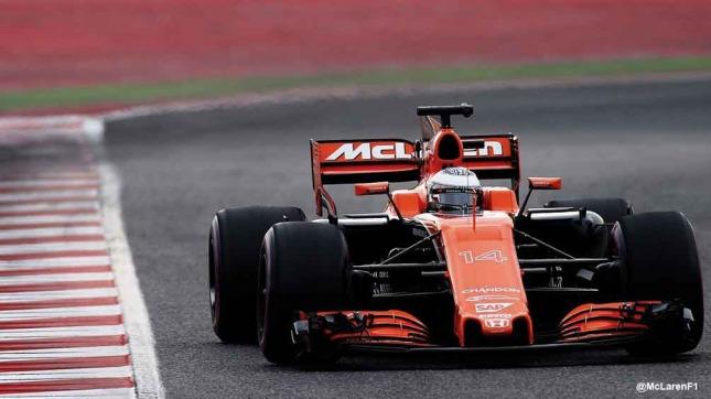 McLaren sumergida en un mar de dudas por su motor Honda (Foto: @mclaren)