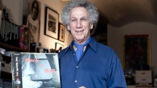 """Bob Gruen presenta la muestra """"John Lennon, sus años en Nueva York"""""""