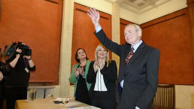 Funerales de Martin McGuinness en su ciudad de Derry