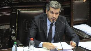 """Peña sostuvo que hay argentinos """"con bronca"""" por las """"mentiras durante tiempo de promesas"""""""