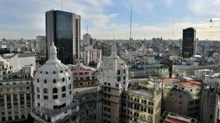 """Miradores de la Ciudad de Buenos Aires, una ventana que """"modifica escalas y clarifica imágenes"""""""