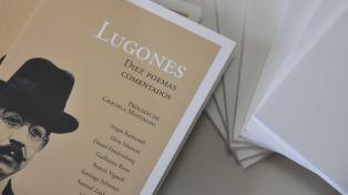 Diez poetas argentinos abordan diez poemas de Leopoldo Lugones en una antología