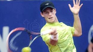 Schwartzman perdió ante el español Rafael Nadal en el Masters 1000 de Montecarlo