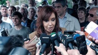 Cristina Kirchner defendió los alcances del Plan Conectar Igualdad lanzado por su gestión