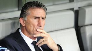 Bauza fue despedido como entrenador de Arabia Saudita