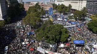 Organismos de Derechos Humanos repudiaron el golpe de Estado de 1976 y criticaron al Gobierno