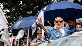 """Hebe de Bonafini: """"Las Madres no tenemos nada que negociar"""""""